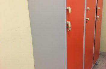 stanza arancione